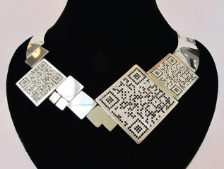 QR jewellery